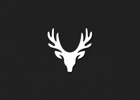 鹿LOGO设计
