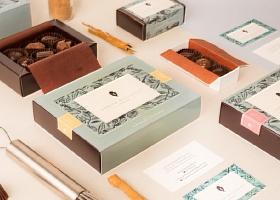 巧克力品牌VI设计欣赏